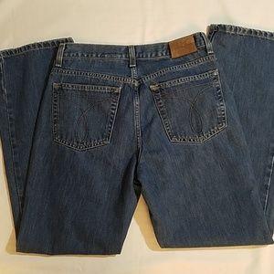 Calvin Klein Bootcut Jeans Size 6